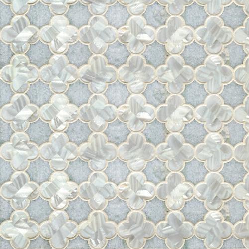 Artistic-Tile-Arpell-Azul-Rivershell-Stone-Water-Jet-Mosaic-Azul-Celeste